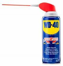 WD-40 490057, Multi-Use Penetrating Oil w/ Smart Straw Sprays 2 WAYS, 12 OZ