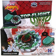 Poison Serpent Metal Fusion Beyblade NIP Starter Set w/ Launcher - USA SELLER!