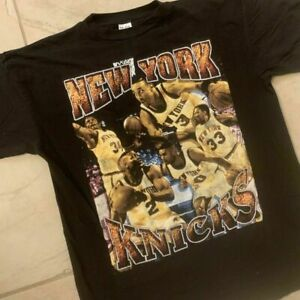 New York Knicks Vintage NBA Basketball 1990s T Shirt Funny Vintage Gift For Men