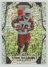 2017 Panini Prizm Rookies White Sparkle /20 Chad Williams #293 Rookie