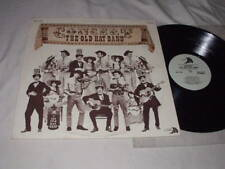 THE OLD HAT BAND Concert LP Bluegrass Old Time Fiddle Voyager Hillbilly Country