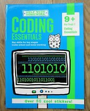 Coding Essentials Children KS2 9 10 11 Year 5 6 Programming Scratch IT ICT NEW