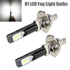 Night Eye H1 6500K White 80W High Power Car Van LED Fog Light Driving Bulbs DRL