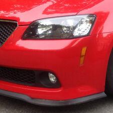 Universal Front Lip Spoiler Valance Chin Splitter Body Kit Wing SATURN PONTIAC