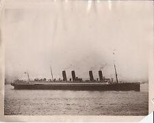 11/26/18 SS Kaiser Wilhelm II Seized by United States - World War 1 News Photo