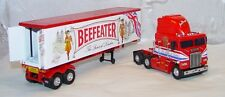 Matchbox Freightlner Beefeater Gin Sprit of London Tractor Trailor KS187 S/A-M