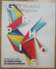 Graphics Special Issue – FT Weekend Magazine – 20 July 2013