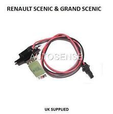 RENAULT SCENIC & GRAND SCENIC HEATER BLOWER MOTOR RESISTOR/RHEOSTAT 7701207876