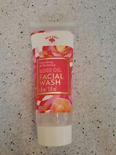 Bolero Nourishing & Hydrating Rose Oil Facial Wash 4fl oz