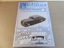 534I Argus Miniature # 175 Spécial Rolls 09/10 1995 Magazine 60 Pages