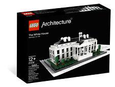 LEGO Architecture White House 21006 New Sealed Set