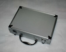 """Aluminum Carry Case from Racers Edge Charger 6.5""""x10""""x1.5"""" Inside Dimensions"""