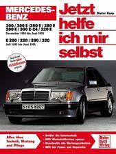 Mercedes (84-95) 200-320 E - Reparaturanleitung