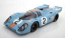 1:12 Minichamps Porsche 917 K Winner 24h Daytona 1970 Gulf