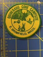 Quinebaug Cove Campsite E. Brimfield Mass. Patch East Massachusetts Campground