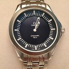 Omega Seamaster 120 Multifunction Analog Digital Quartz Timepiece