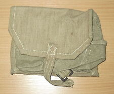 SOVIET WWII / WEHRMACHT CANVAS AMMO PUCH / BAG TO HAND GRENADES 1944 DATED