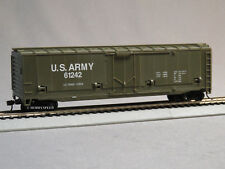 MRC MODEL POWER TANK BUSTER GUNS CAR 61242 HO GAUGE train US Military 1068-BG