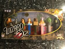 wizard of oz pez set 70th anniversary edition