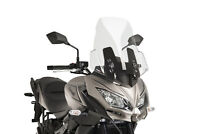 PUIG TOURING SCREEN KAWASAKI VERSYS 1000 12-21 TRANSPARENT