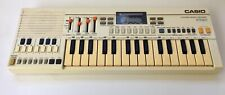 Casio PT-30 Synthesizer Electronic Keyboard - Unsure If It Works - For Parts