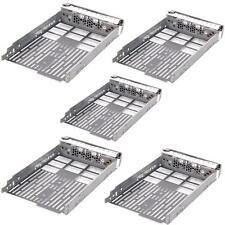 "5x New 3.5"" Sas Tray Caddy For Dell Sled F238F G302D T710 R710 T610 US Seller"