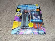 1993 Star Trek The Next Generation Klingon Warrior Worf Action Figure