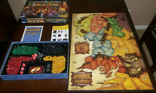 Risk The Lord of the Rings Trilogy Edition Game 100% Complete 2 sets of armies +