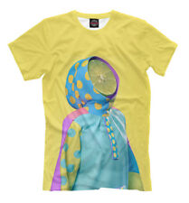 Лайм New t-shirt psychedelic esoterics Lime 824380