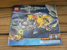 Lego~Instruction Book Only~5972~Space Police