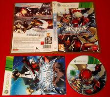 BLAZBLUE CONTINUUM SHIFT XBOX 360 Versione Italiana 1ª Edizione ○ COMPLETO - FG