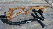Ruger 10/22 BROWN CAMO Extreme Stock FOR FACTORY BARRELS FREE SHIP REAL PICS 827