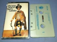 HARRY LAUDER THE VERY BEST OF cassette tape album T6678