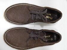 Bata Safari Shoes Mens Brown Leather SIZE 7 EUC
