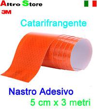 NASTRO ADESIVO 3M RIFRANGENTE RIFLETTENTE FLUORESCENTE CATARIFRANGENTE AUTO MOTO