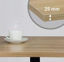 [PW-77K25] Gastro Bistro Tischplatte ~ 70x70cm ~ Kirsche ~ für Steh & Esstisch