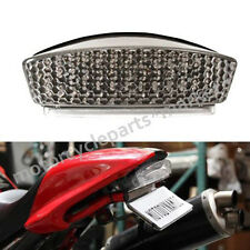 LED Tail Rear Light Turn Signal For 1994-2007 Ducati Monster Dark S4 400 750 900