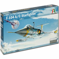 ITALERI F-104c Starfighter 1359 1:72 Aircraft Model Kit