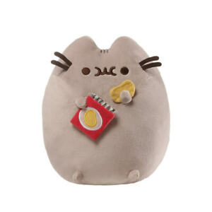 Pusheen The Cat - Pusheen Snackable Plush Potato Chips 24Cm - Polyester