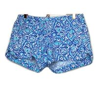 Lilly Pulitzer Womens Adie Shorts Size 0