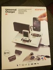 Idapt Universal Charger i4 SHOP, compatible 4000+devices No more cables †