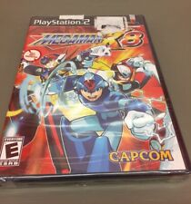MEGAMAN X8 PLAYSTATION 2 BRAND NEW/FACTORY SEALED NTSC USA