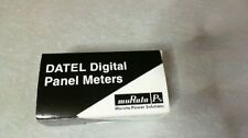 MURATA DATEL DIGITAL PANEL METER  DMS-30PC-2-RS-C