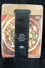 Pom Wonderful Cutting Board Set Chef Series Cookbook Vol 2 Pomegranate Recipes
