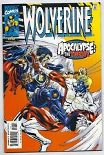 WOLVERINE #146 Vs ANGEL! APOCALYPSE THE TWELVE! 8.0 / VERY FINE