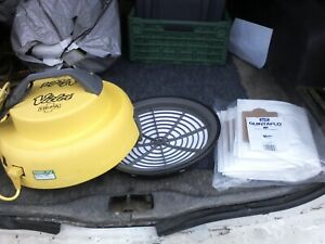 Victor V9 Hepa Commercial Refurbished Head Motor With  New Cable, Filter 10 Bags