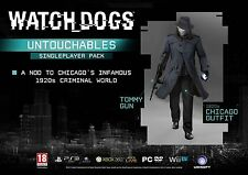 DLC Untouchables Singleplayer Pack für Watch Dogs Xbox One (kein Spiel)