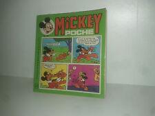 MICKEY POCHE MENSUEL n° 42  WALT DISNEY 1977
