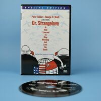 Dr. Strangelove - Special Edition DVD - Doctor dr - Bilingual - GUARANTEED