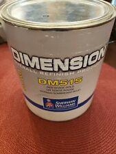 Auto Paint SHERWIN WILLIAMS DIMENSION BASECOAT MIXING COLOR DM515 GALLON